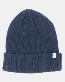 Billabong Arcade Solid Beanie Blue