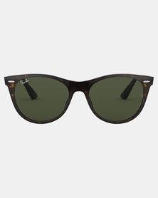 Ray-Ban Wayfarer II Classic Sunglasses Havana