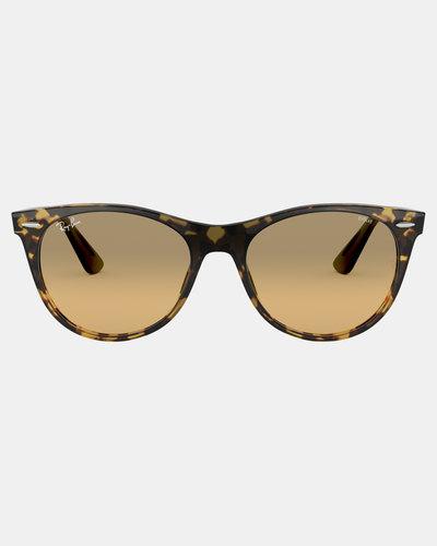 adebc2510b Ray-Ban Wayfarer II Classic Sunglasses Stripped Havana