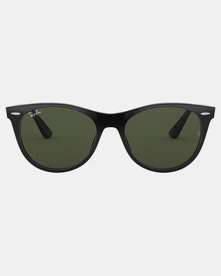 Ray-Ban Wayfarer II Classic Sunglasses Black