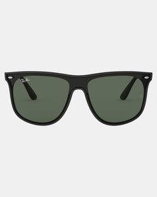 Ray-Ban Wayfarer Sunglasses Matter Black