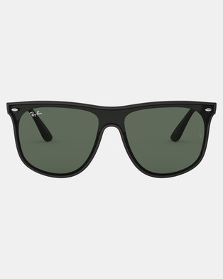 1c417c72e70 Ray-Ban Wayfarer Sunglasses Matter Black