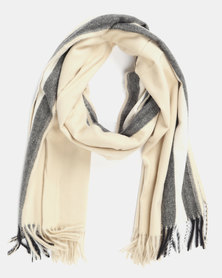 Utopia Soft Feel Scarf Nude Beige