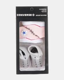 Converse Chuck Baby Socks Pink