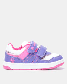 Bubblegummers Sneakers White/Purple