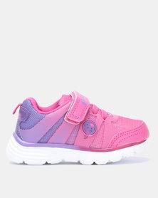 Bubblegummers Sneakers Fuschia/Purple