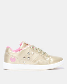 Bubblegummers  Sneakers Gold