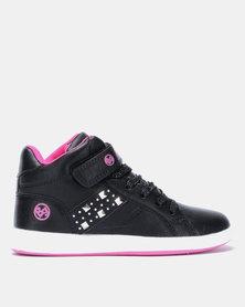 Bubblegummers Hi Top Sneakers Black