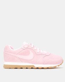 Nike Womens Nike MD Runner 2 SE Pink Foam/Pink Foam Black