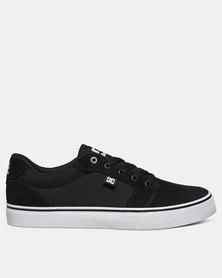DC Anvil Sneakers Black/White