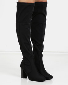Urban Zone OTK Boots Black