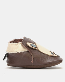 Shooshoos My Teddy Pre-walker shoe Brown
