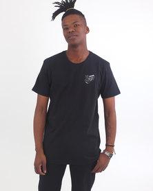 Volcom Winged Peace T-Shirt Black