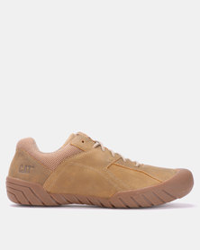 Caterpillar Hayox Lace Up Shoes Beaned