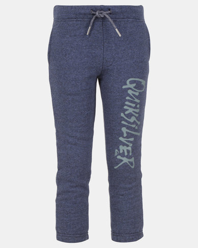 Quiksilver Tods Screen Trackpants Blue