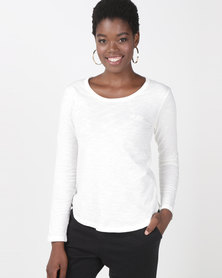 Roxy Love Sun Long Sleeve T-Shirt