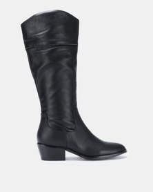 Julz DEE Leather Black