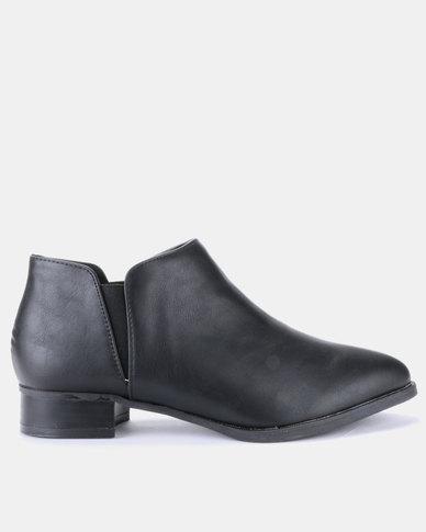 Jada Ankle Boots Black