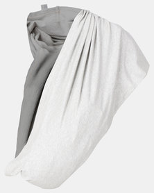 Hannah Grace Maternity Grey Scarves