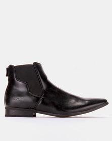 Pierre Cardin Boots Black