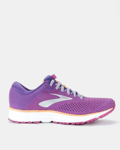 super popular 22a79 6e342 Brooks Revel 2 Purple
