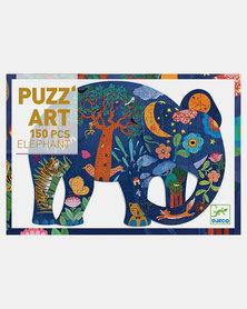 Djeco Puzzle - Elephant