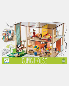 Djeco Doll House - Cubic House