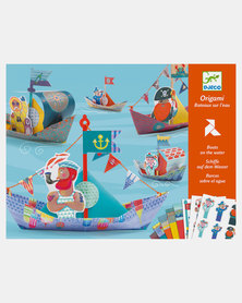 Djeco Crafts Floating Boats