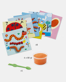 Djeco Play Dough - Animals