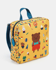 Djeco Nursery School Bag - Bear