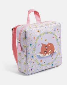 Djeco Nursery School Bag - Cat