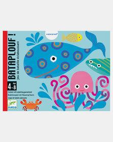 Djeco Bath Card Games - Spidfish