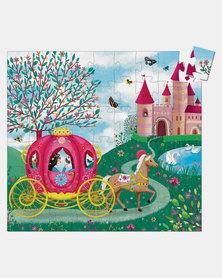 Djeco Puzzles - Elise's Carriage