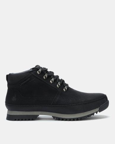 Urbanart  Crocco 1 Nub Boots Black