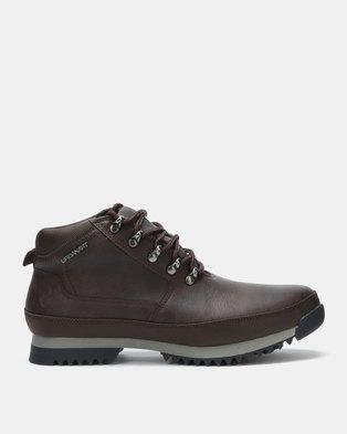 4de90cdfa9f Urbanart Crocco 1 Nub Boots Choc