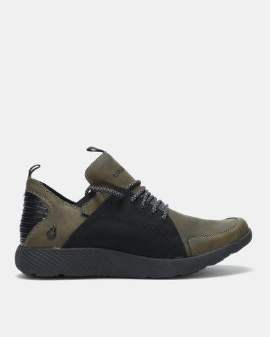 Urbanart Dodo 1 Nub Sneakers Olive