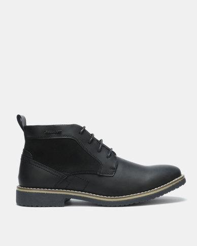Urbanart Juma 2 CRA SUE Boots Black