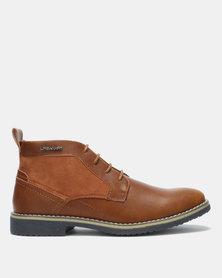 Urbanart Juma 2 CRA SUE Boots Tan