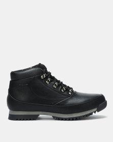 Urbanart Crocco 4 Wax SNA Boots Black