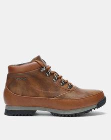 Urbanart Crocco 4 Wax SNA Boots Tan