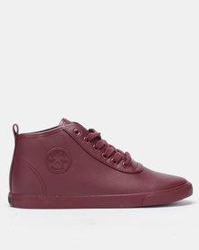 Soviet Callista Hi Sneakers Plum