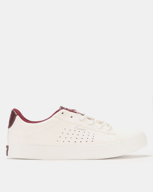 45c763f8285 Soviet Crystal Sneakers White