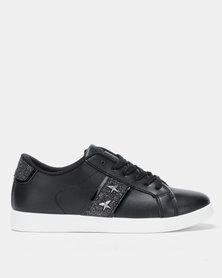 Soviet Trina Sneakers Black