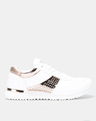 578cbb71e6 Soviet Perkins Sneakers White