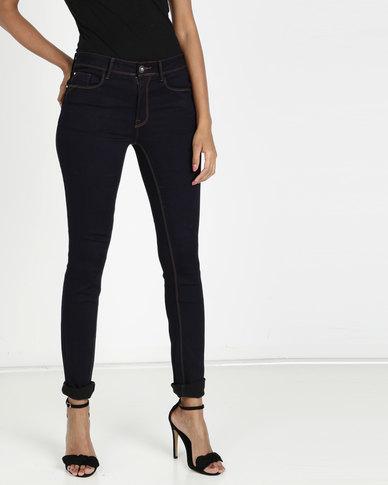 cath.nic By Queenspark Pristine Dark Denim Jeans Indigo
