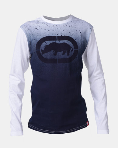 best value quality products enjoy complimentary shipping ECKO Boys Printed Long Sleeve T-shirt Multi