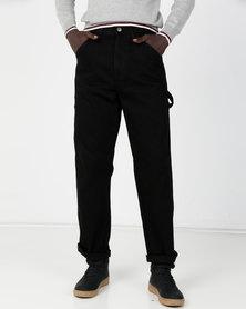 Lee Boss Of The Road Carpenter Straight Leg Jeans