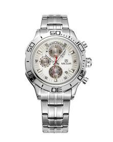 MEGIR 2019 Men's Full Chronograph Watch