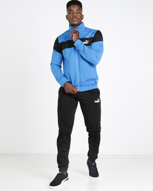 Puma Sportstyle Core Clean Tricot Suit CL Blue