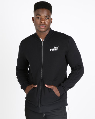 Puma Sportstyle Core ESS+ Bomber Jacket TR Black